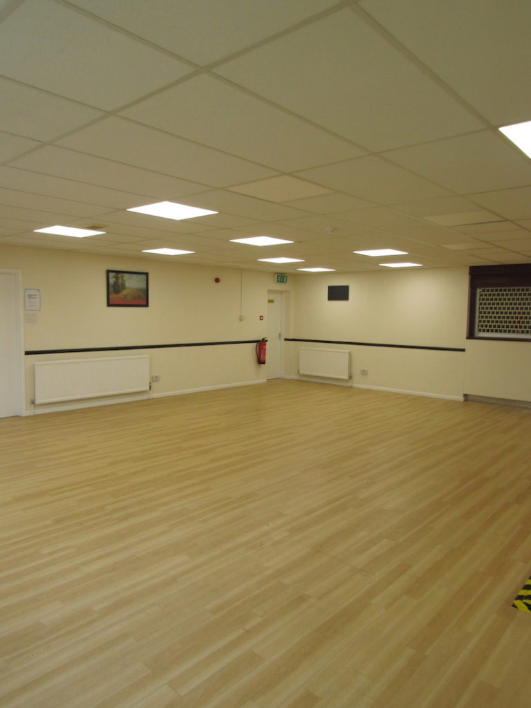 Sindlesham Room Interior