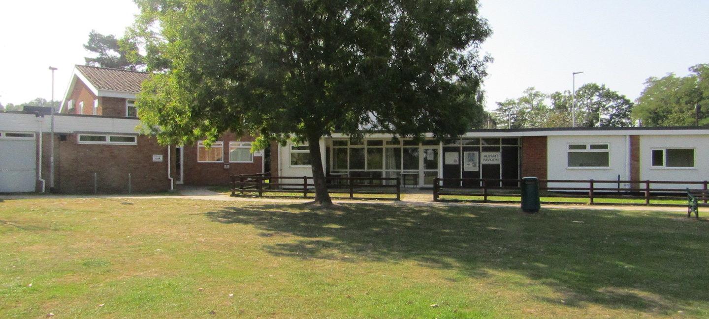 Winnersh Community Centre Exterior