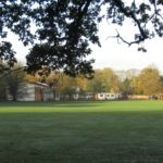 Bearwood Recreation Ground with Community Centre