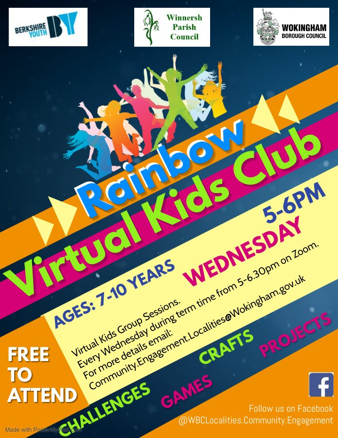 Virtual kids club
