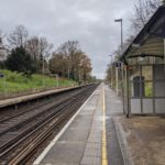 Winnersh Train Station