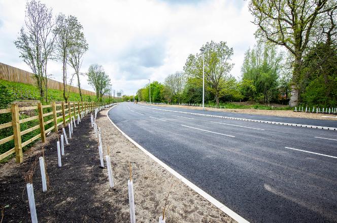 Winnersh Relief Road