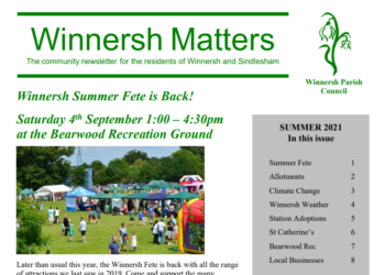 Winnersh matters